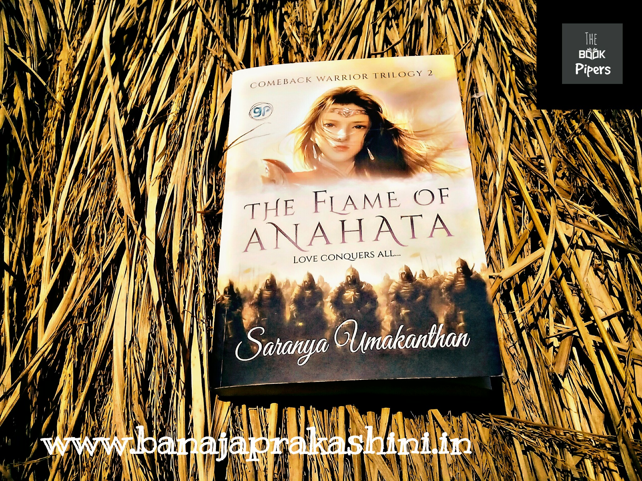 Review Pen: The Flame Of Anahata by Saranya Umakanthan