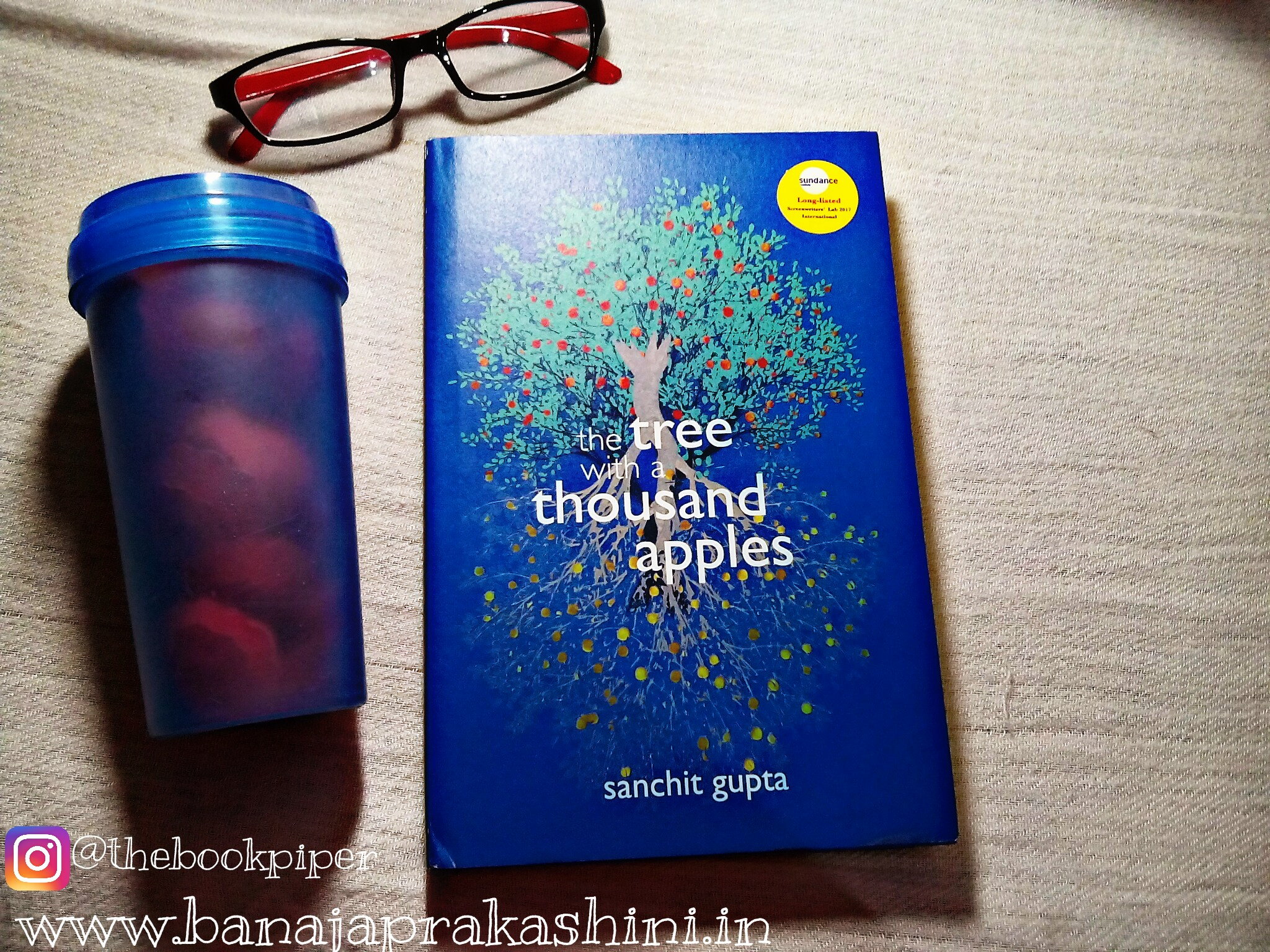 Review Pen: The Tree With A Thousand Apples by Sanchit Gupta