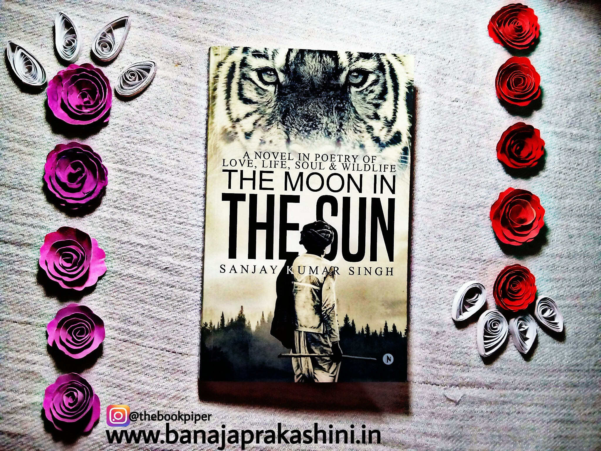 Review Pen: The Moon In The Sun by Sanjay Kumar Singh