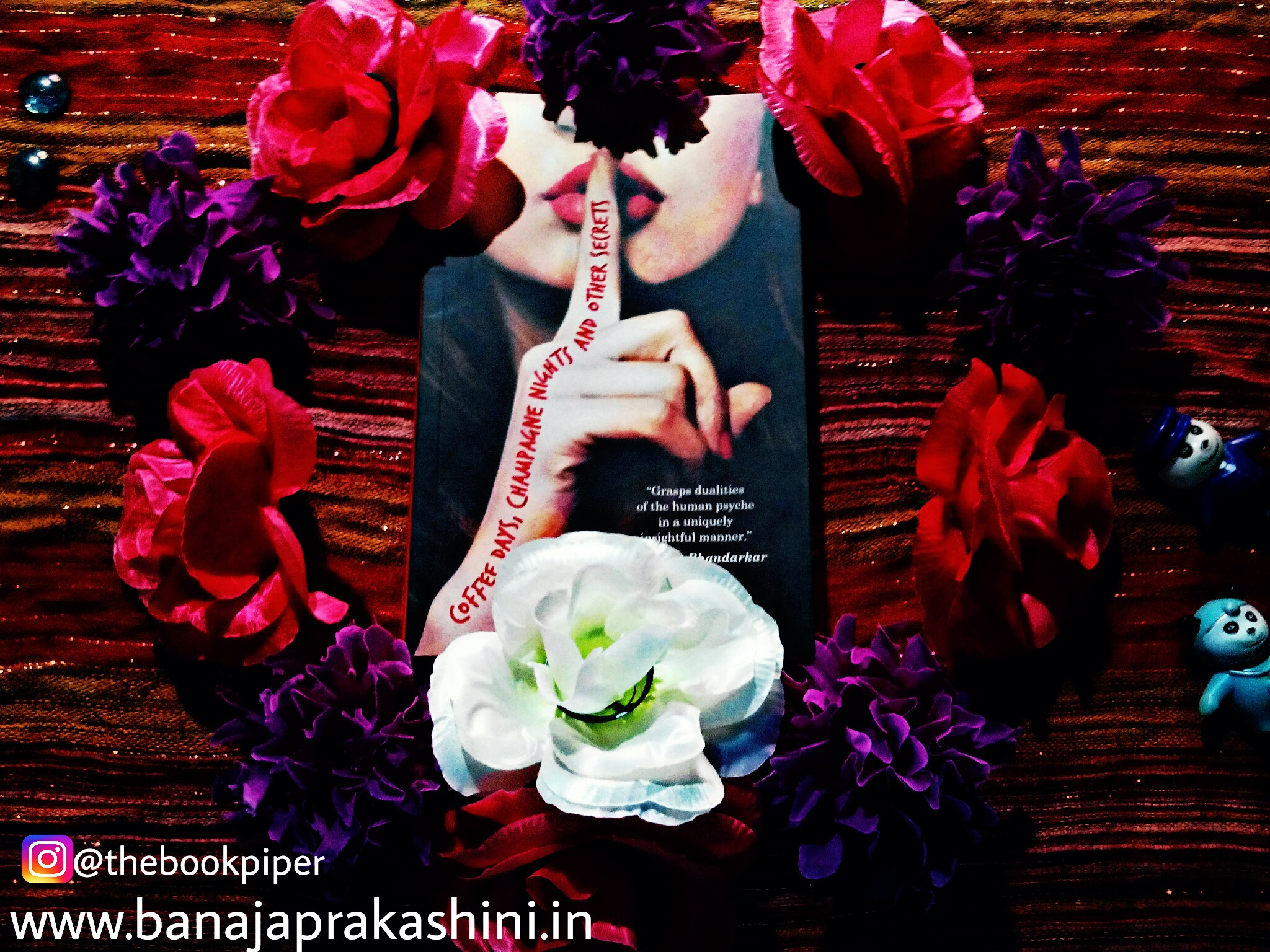 Review Pen: Coffee Days, Champagne Nights and other secrets by Kainaz Jussawalla