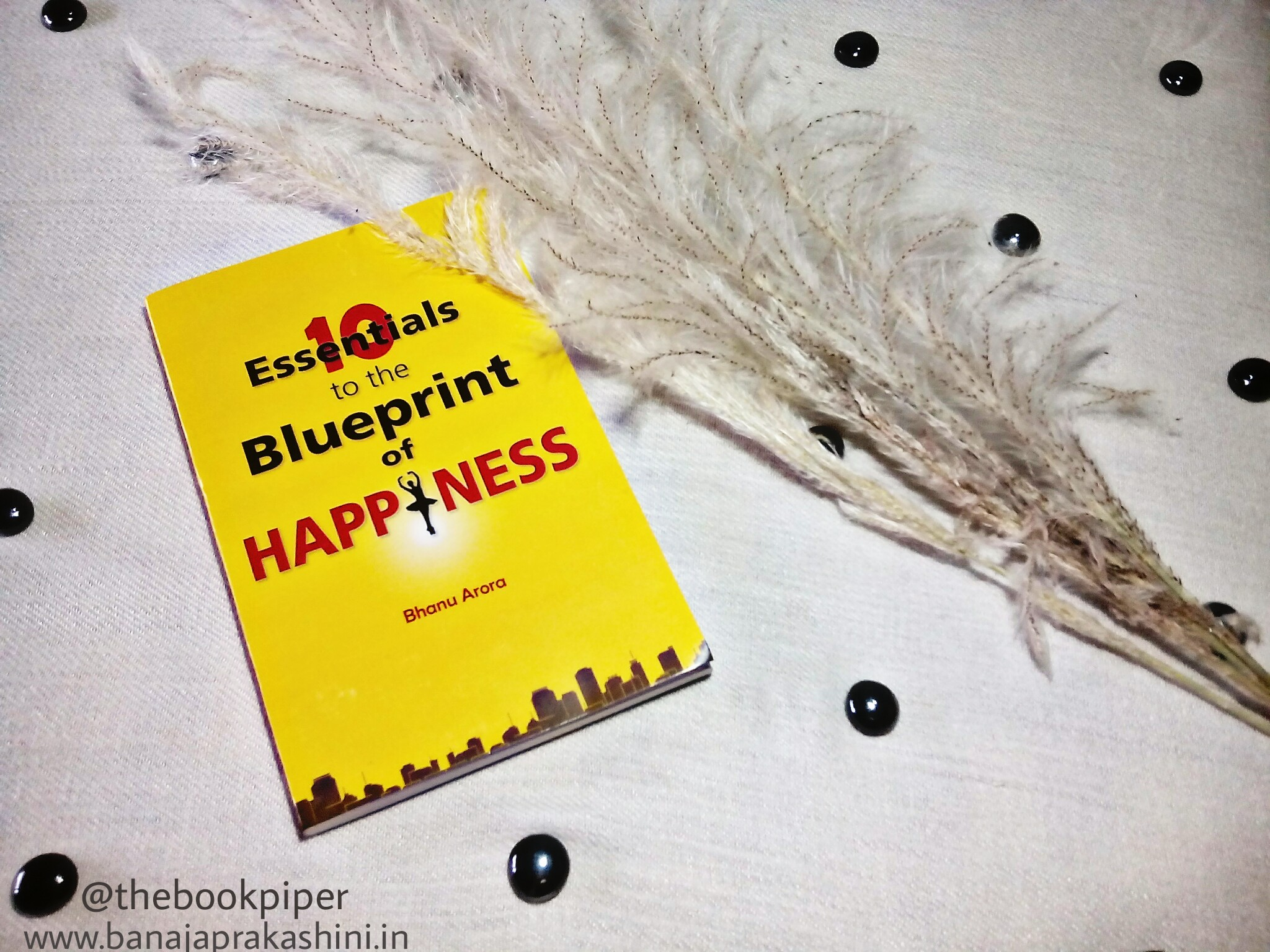 Review Pen: 10 Essentials To The Blueprint Of Happiness by Bhanu Arora