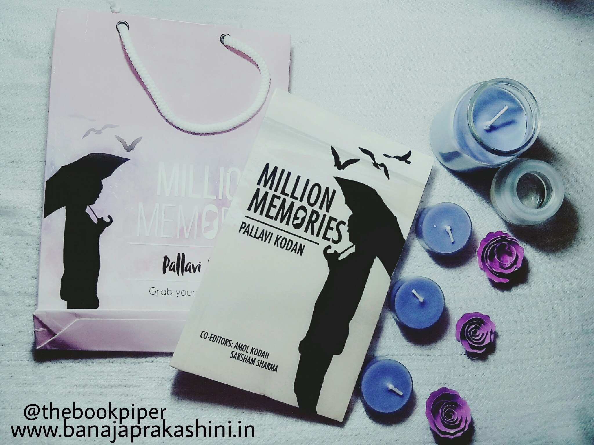 Review Pen: Million Memories by Pallavi Kodan