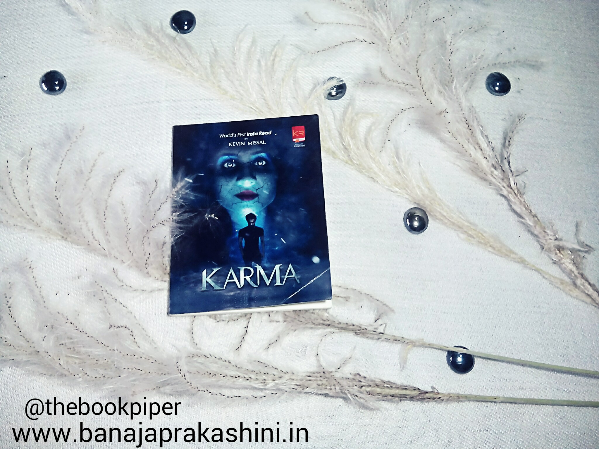 Review Pen: Karma by Kevin Missal
