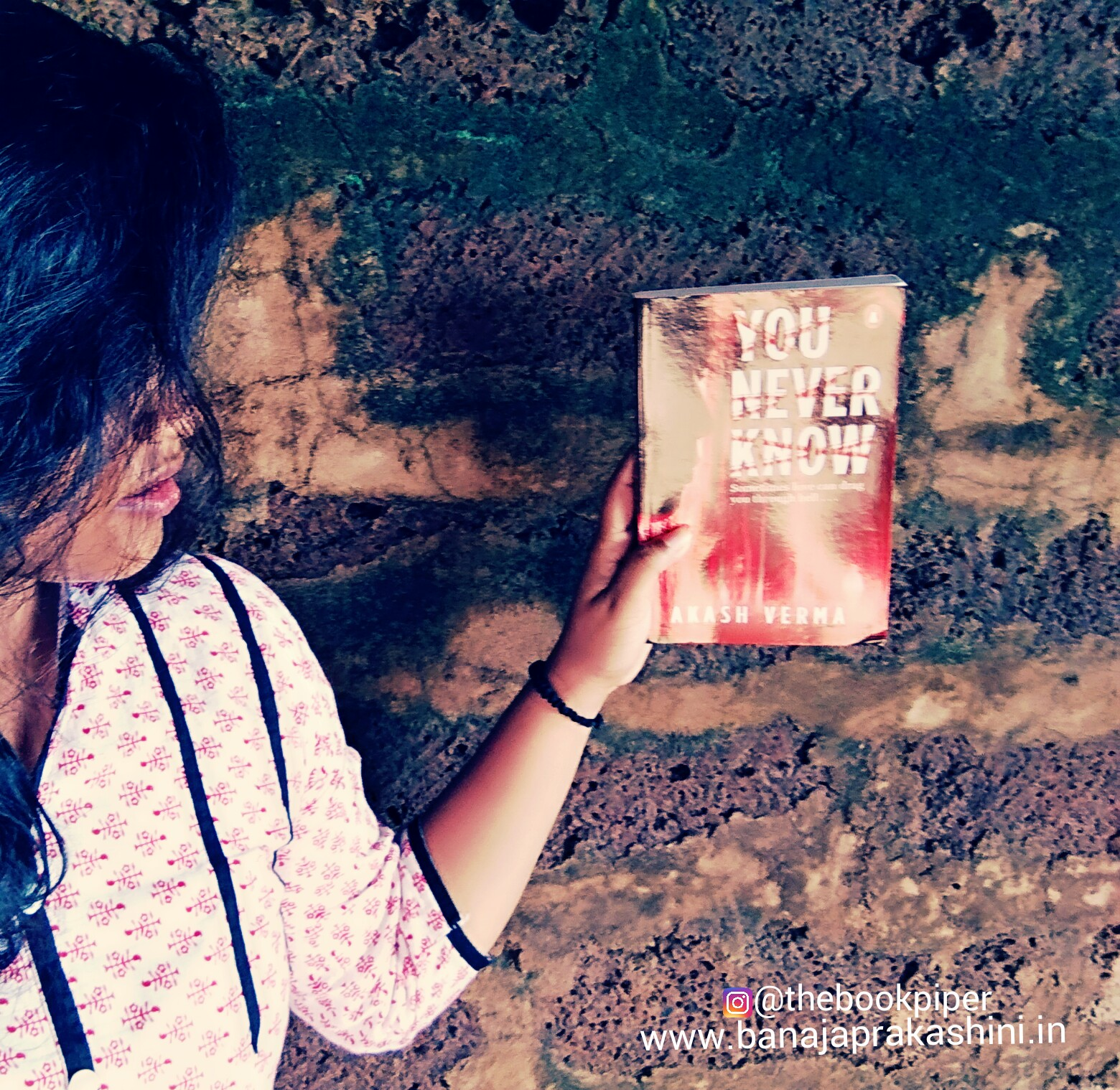 Review Pen: You Never Know by Akash Verma