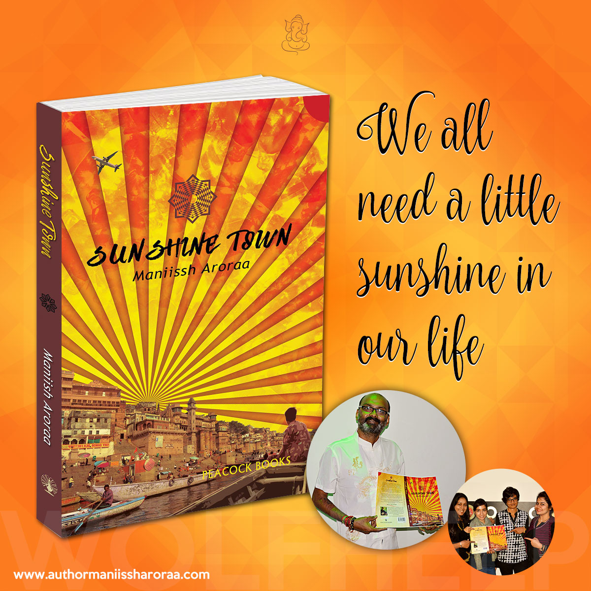 Review Pen: Sunshine Town By Maniissh Aroraa