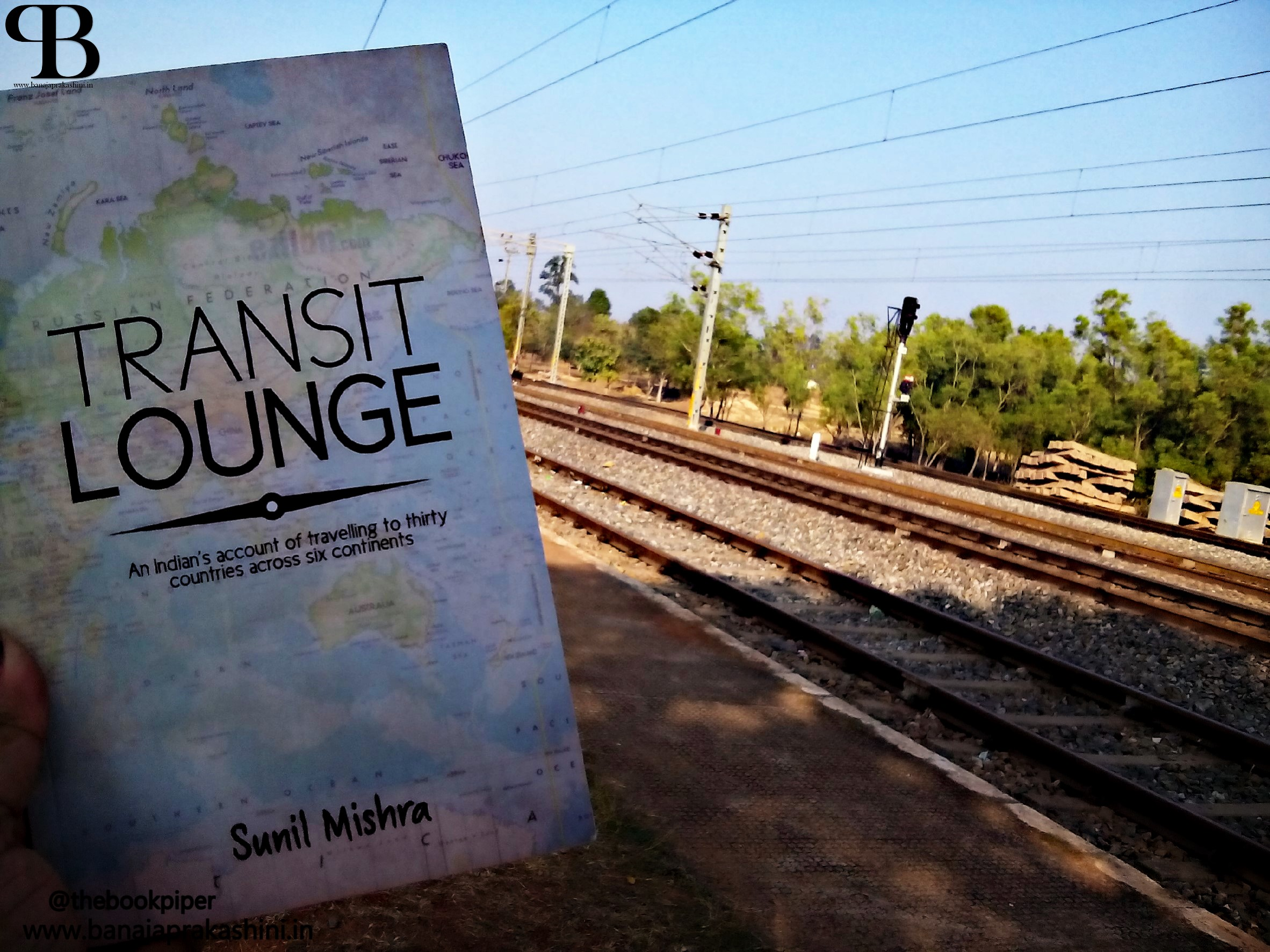Review Pen: Transit Lounge by Sunil Mishra
