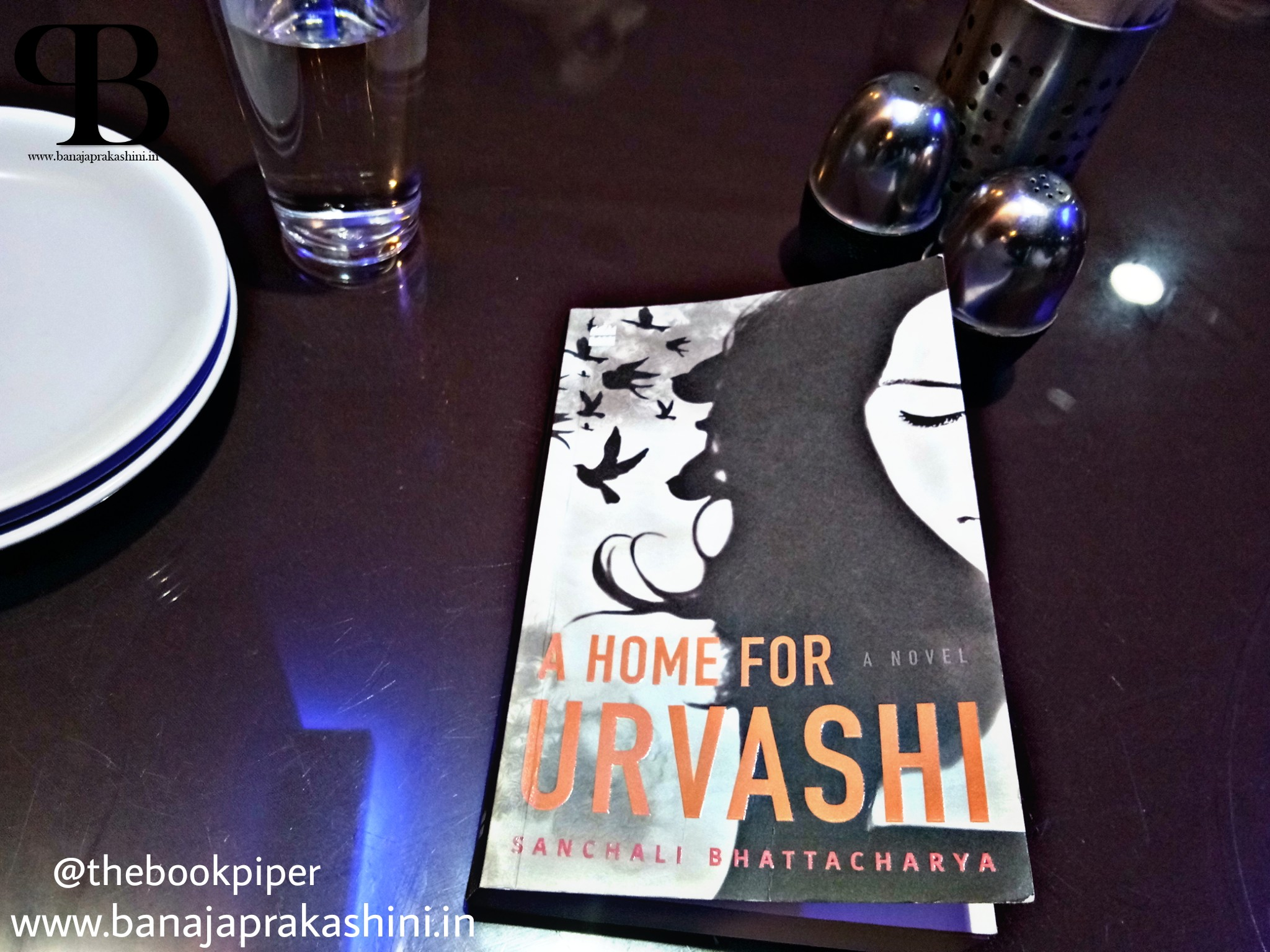 Review Pen: A Home For Urvashi By Sanchali Bhattacharya