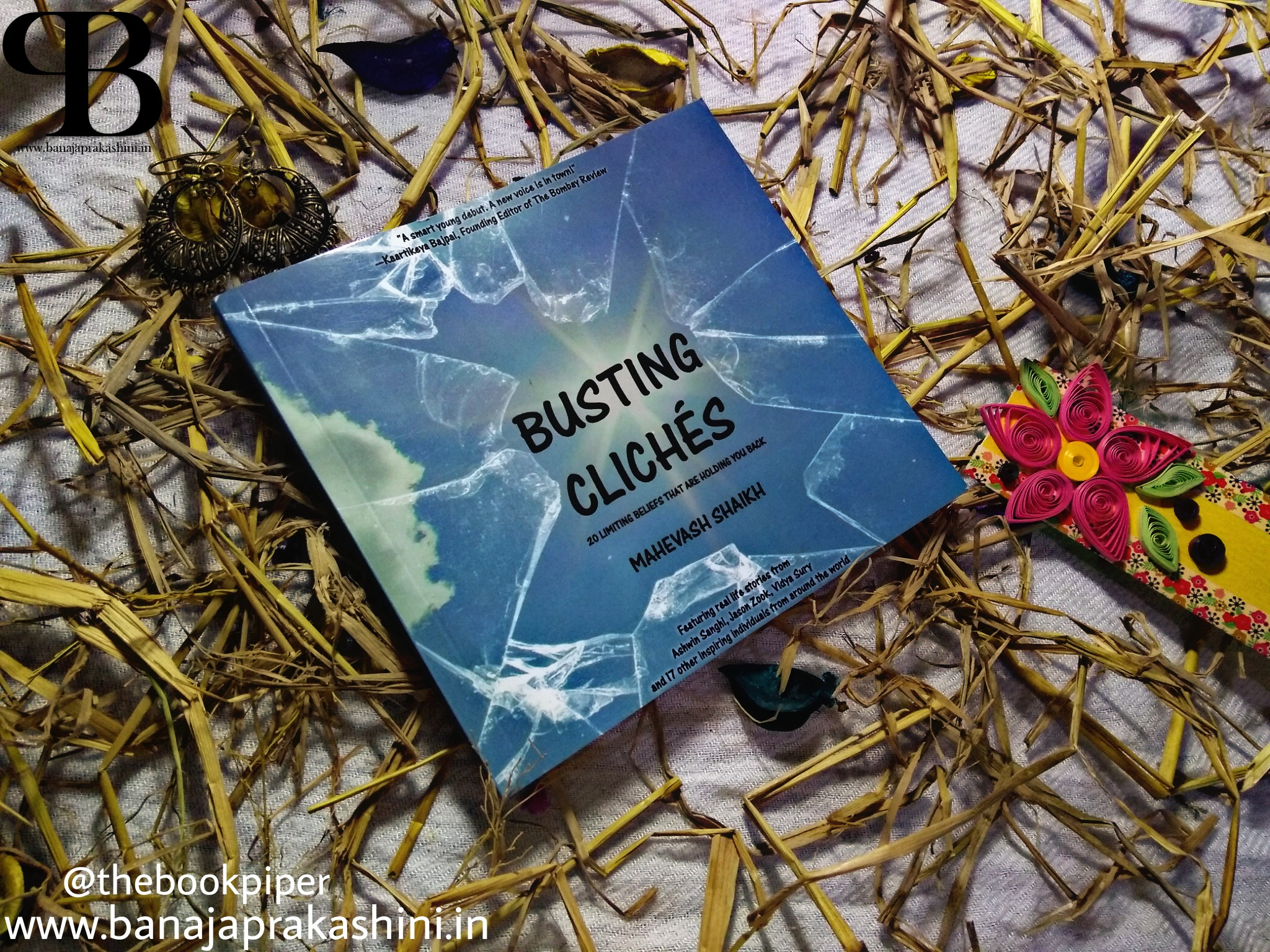 Review Pen: Busting Clichés By Mahevash Shaikh