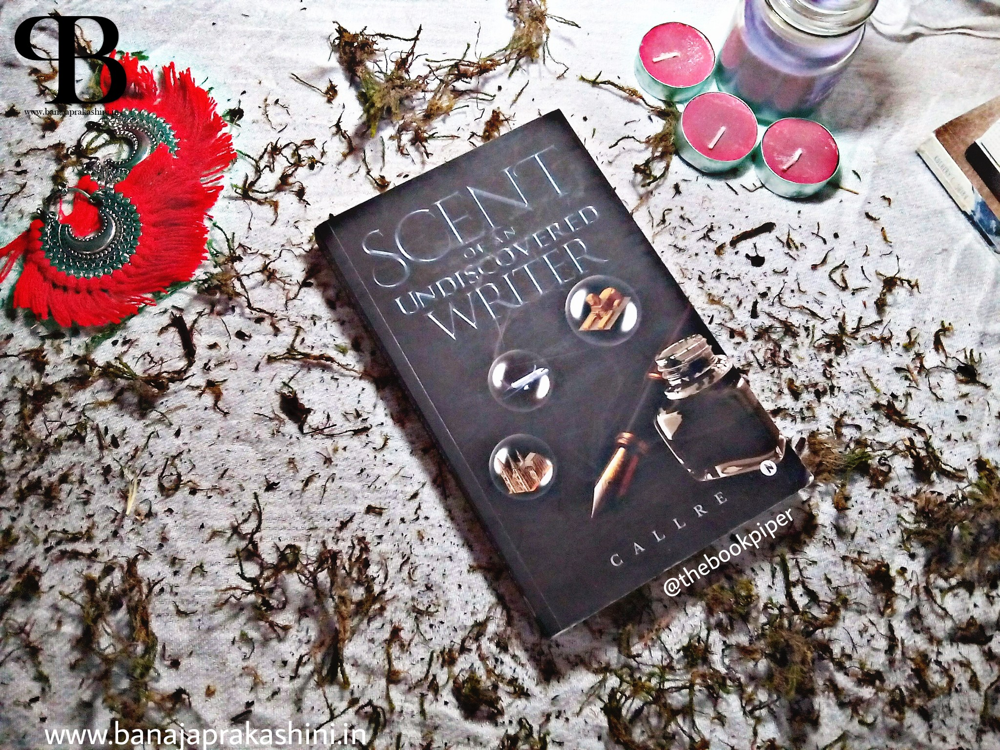 Review Pen: Scent Of An Undiscovered Writer By Callre