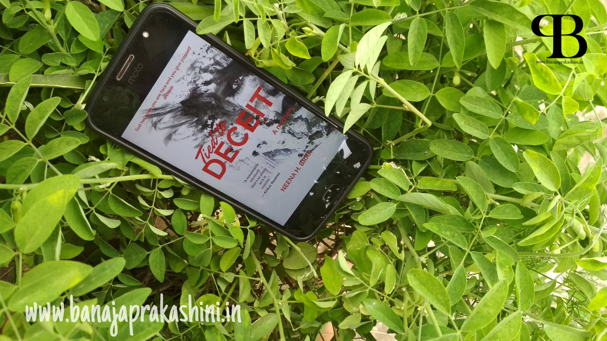 Review Pen: Tied To Deceit by Neena H Brar