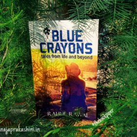 Blue Crayons by Rahul rawat